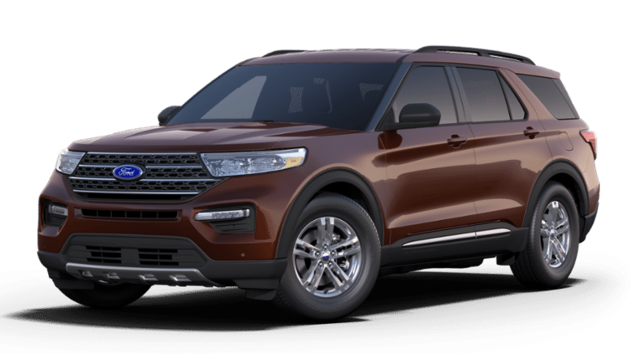 New 2020 Ford Explorer XLT SUV for Sale in Alpena, MI near Rogers City